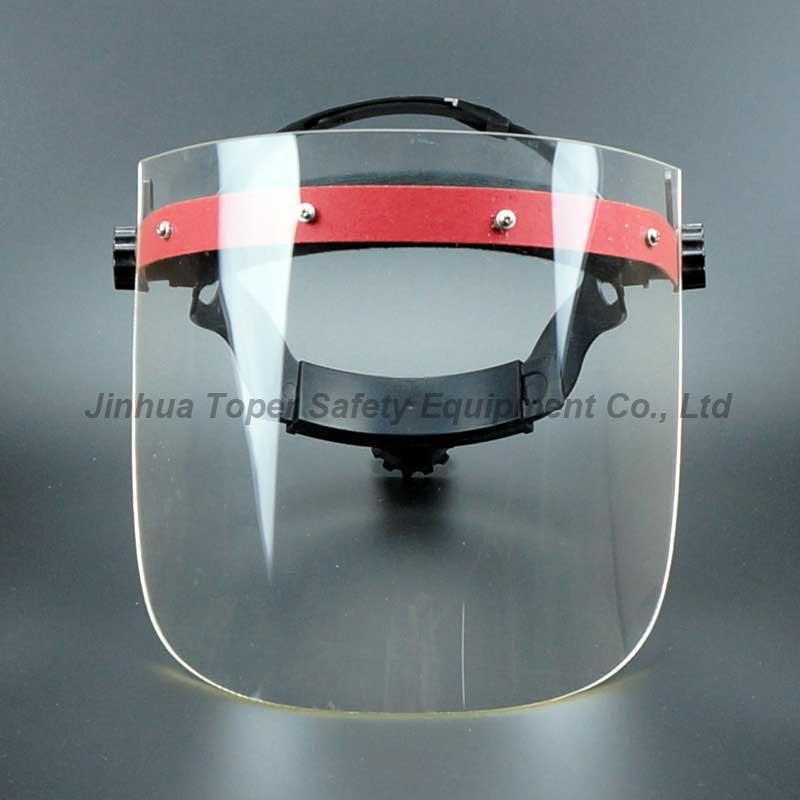 Acrylic (PMMA) face shield